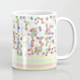 Lots of Dots Yellow Coffee Mug