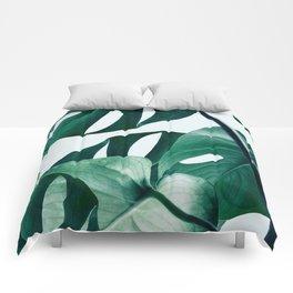 Monstera #society6 #artprints #buyart Comforters