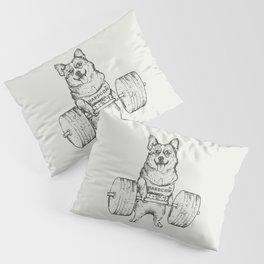 Corgi Lift Pillow Sham