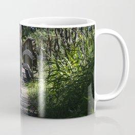 Boy fishing Coffee Mug