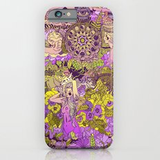 Garden Pansy iPhone 6s Slim Case