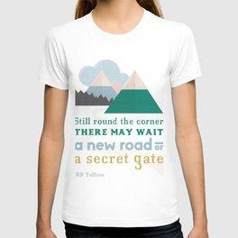 Round the corner T-shirt