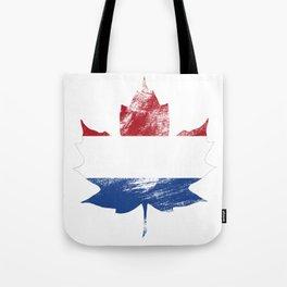 Netherlands/Canada Tote Bag