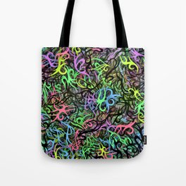 Tribal abstraction Tote Bag