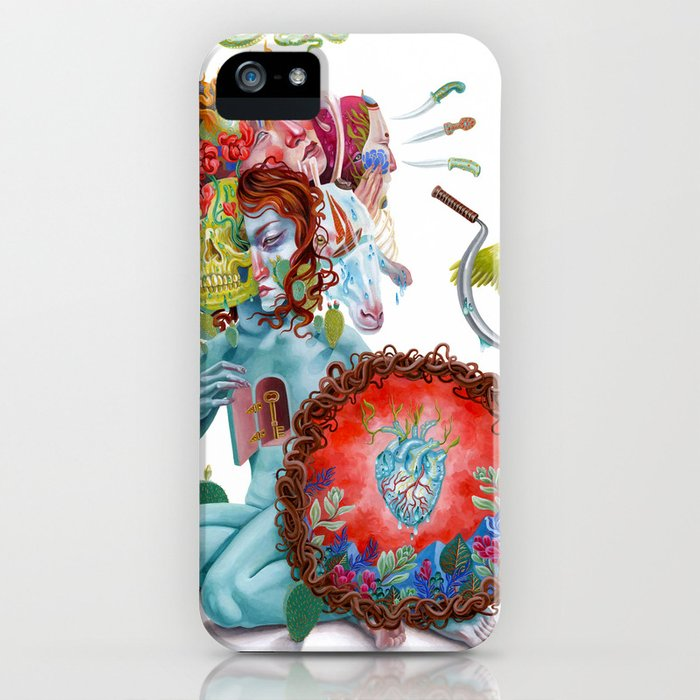God of Death iPhone Case