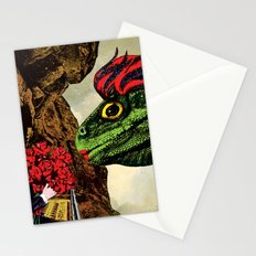 There were not magic words to be spoken Stationery Cards