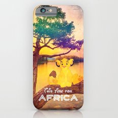 This time for africa - for iphone iPhone 6 Slim Case