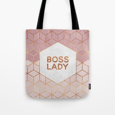 Boss Lady / 2 Tote Bag