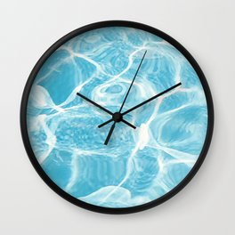 Light in the Caribbean Wall Clock