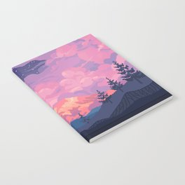 Mount Rainier Notebook
