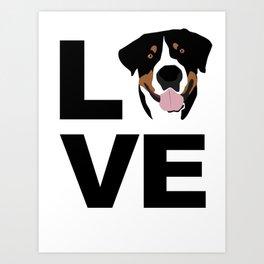 GSMD Love Art Print