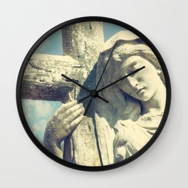 Magnolia Marilyn Wall Clock