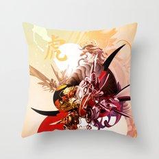 Ikaru mkii Throw Pillow