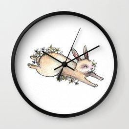 Chinese Zodiac: Rabbit Wall Clock