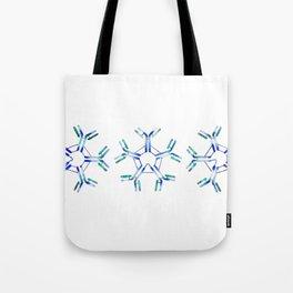 IgM Antibodies Tote Bag