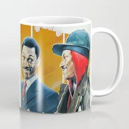 Trading Places Movie Poster Coffee Mug