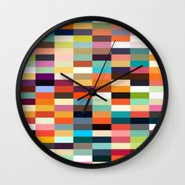Pick a color Wall Clock