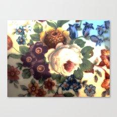 Porcelaine Canvas Print