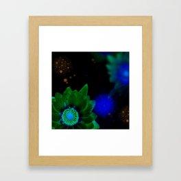 Zen Strength II Framed Art Print