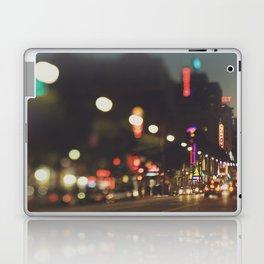 Hollywood Boulevard. Los Angeles Laptop & iPad Skin