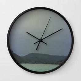 Austrian Hills Wall Clock