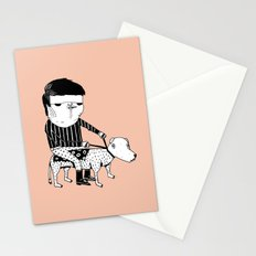 Jack the Dog Rider Stationery Cards