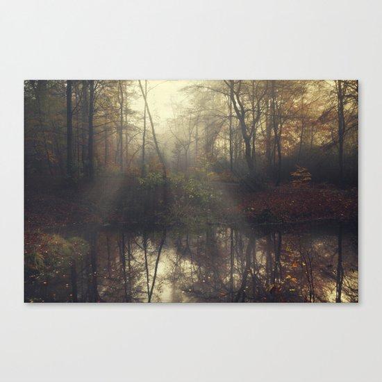 Fall Feelings Canvas Print