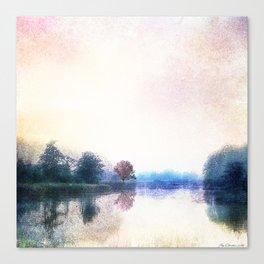 Spring Impression Canvas Print