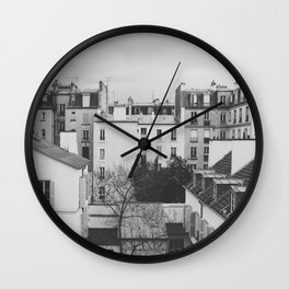 Paris _ Photography Wall Clock