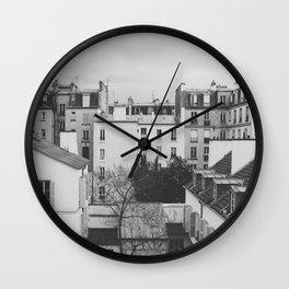 Paris _ Photography Wall Clock