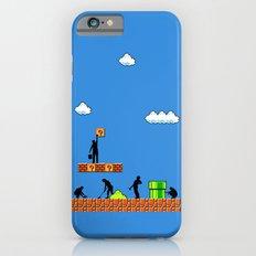 Super Clean Up iPhone 6s Slim Case