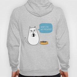Wifi Cat Hoody