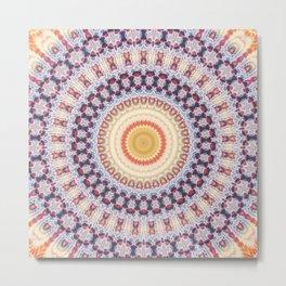 Some Other Mandala 600 Metal Print