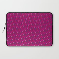 Berry Tiles Laptop Sleeve