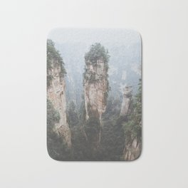 Zhangjiejia National Forest Park Bath Mat