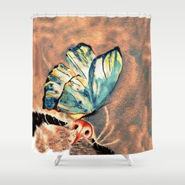 Catafloria Shower Curtain
