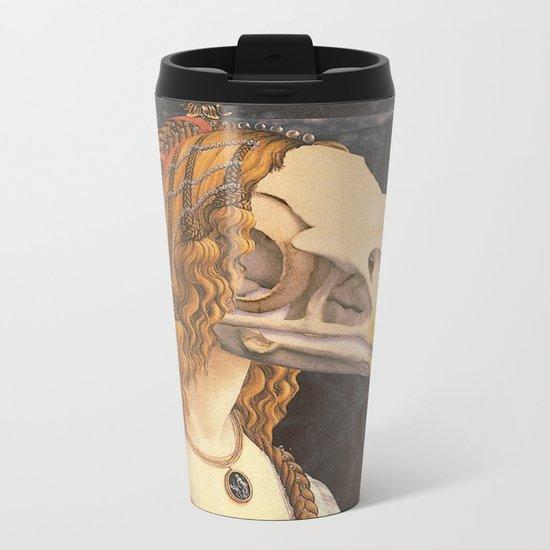 EMPTY Metal Travel Mug