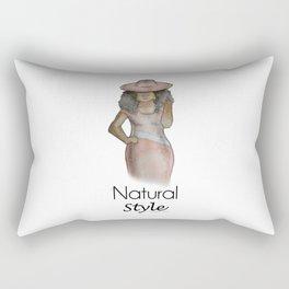 Natural Style Rectangular Pillow
