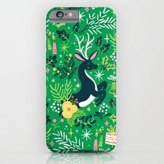 Festive Deer iPhone 6s Slim Case
