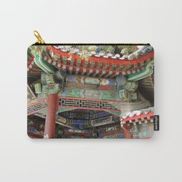 Beijing Covered Gallery | Galerie couverte Carry-All Pouch