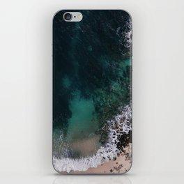 ocean blues iPhone Skin
