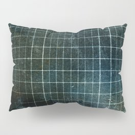 Weathered Grid Pillow Sham
