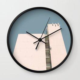 Mission 12 Wall Clock