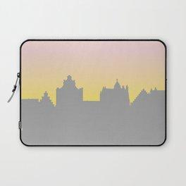 Sunset Skyline Laptop Sleeve