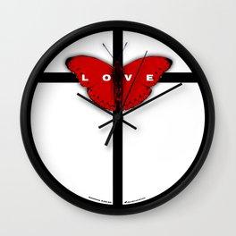 Fruit of the Spirit, Love Wall Clock