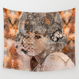 EgyptBrown Wall Tapestry