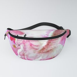 HORSE PINK FANTASY CHERRY BLOSSOMS Fanny Pack