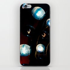 Electrifying iPhone & iPod Skin
