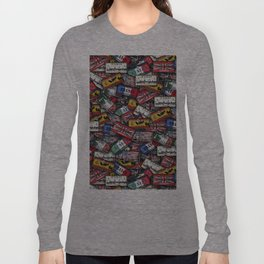 country plates Long Sleeve T-shirt