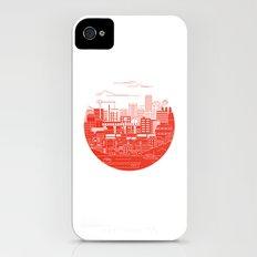 Rebuild Japan iPhone (4, 4s) Slim Case